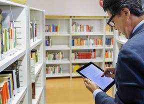Las bibliotecas públicas estrenan un servicio gratuito de descarga de libros
