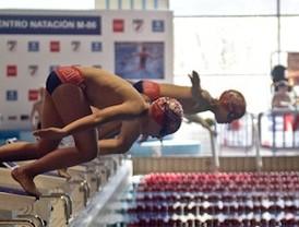 Madrid acoge el Campeonato de España Open de Natación