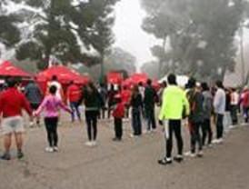 Los corredores de la San Silvestre ultiman su preparación física en El Retiro