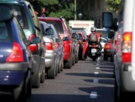 Complicaciones en las carreteras
