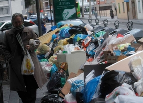 Desconvocada la huelga de recogida de basuras