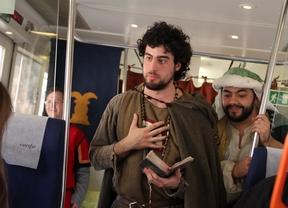 El Tren Medieval volverá a viajar a Sigüenza