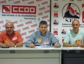 CCOO y CGT convocan huelga en Renfe para este viernes