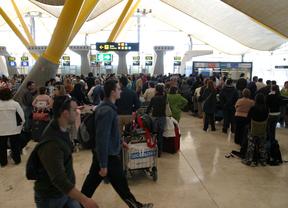 Barajas vuelve a ser el líder de los aeropuertos de España