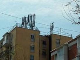 Valdemoro regulará la instalación de antenas de telefonía móvil