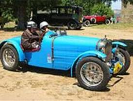 Unos 40 coches clásicos participarán en una carrera en Villanueva de la Cañada