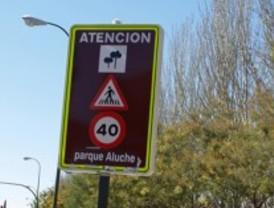Arias Navarro 'desaparece' de Aluche