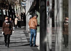 Febrero fue más frío y seco de lo normal en Madrid