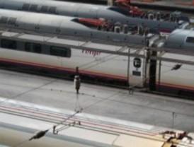 Un incidente causa retrasos en los trenes AVE