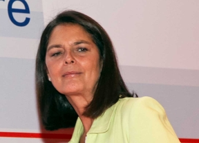 Paloma Adrados, alcaldesa de Pozuelo de Alarcón.