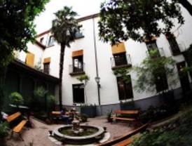 El jardín solitario del Museo del Romanticismo