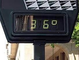 Alerta amarilla por altas temperaturas