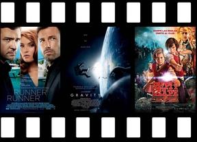 Elenco de estrellas en los estrenos
