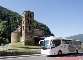 Conocer Andorra en el bus turístico