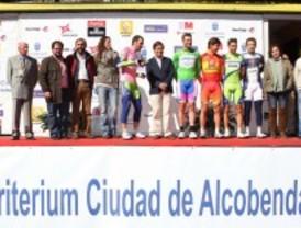 Los mejores ciclistas internacionales se reunirán en Alcobendas