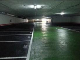 Reabierto el aparcamiento de Ortega y Gasset