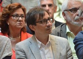 Ramón Marcos, candidato a la Comunidad de Madrid,  en el acto de campaña de UPYD, Libres.