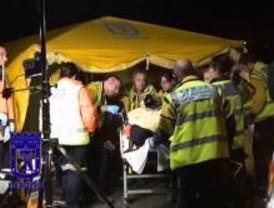 Un joven resulta herido grave tras ser atropellado