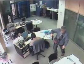 Detenido un atracador que obtuvo 40.000 euros asaltando 14 bancos en dos meses