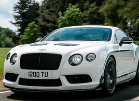 Bentley Continental GT3-R, lujo con altas prestaciones