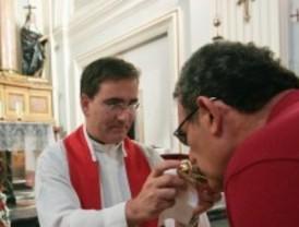San Pantaleón acude puntual a su cita