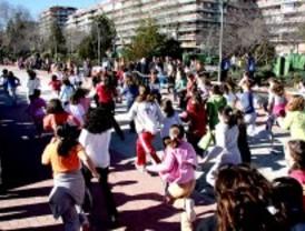 Más de 4.000 alumnos en el cross de Hortaleza