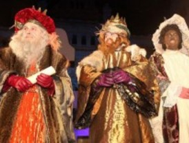 Los Reyes Magos ya están en Madrid