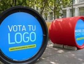 Los madrileños podrán elegir el logo de Madrid'16 a partir del jueves