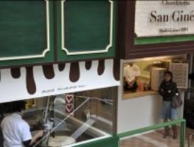 La churrería San Ginés desembarca en China