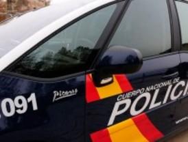 Dos detenidos por un robo en una platería