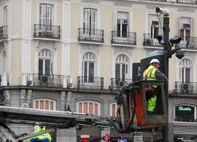 El Ayuntamiento estudia poner cámaras para acabar con los grafiti