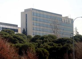 Edificio de la Uned, universidad de educación a distancia