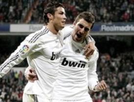 El Real Madrid se repone