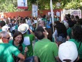 Los profesores inician nuevas movilizaciones