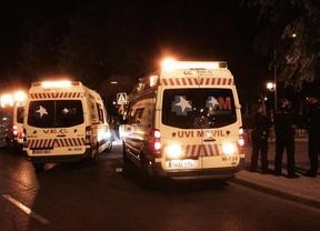 La explosión en un local comercial en Móstoles provoca el desalojo de 150 personas