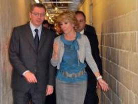 Aguirre y Gallardón: suspenso de la oposición