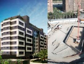 Comienzan a construir pisos en el solar de la estación de Auto-Res