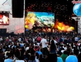Los sonidos rockeros de Pereza y la fusión de Macaco triunfan en Rock in Rio