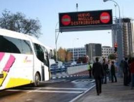 Más seguridad en 110 kilómetros de vías madrileñas