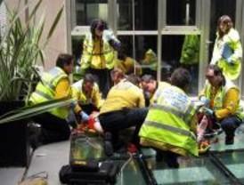 Los accidentes laborales caen un 11,5% en la región