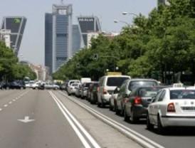 Madrid descarta restringir el acceso de vehículos al centro