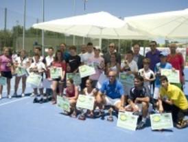 Valdemoro celebra el II Open de Tenis