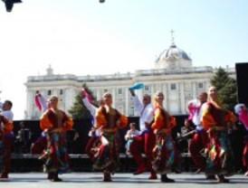 Los cosacos invaden el Palacio Real