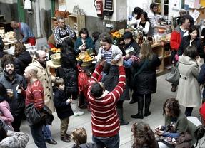 El mercado de La Buena Vida celebra el buen comer y el buen vivir