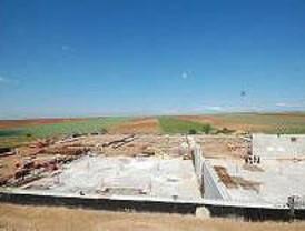 Alcalá para las obras de los depósitos de agua por falta de presupuesto