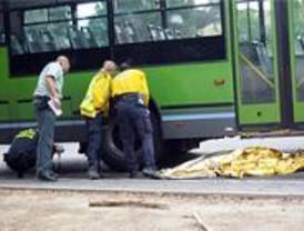 Fallece una mujer al ser atropellada por un autobús en El Pardo