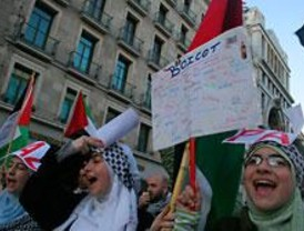 Madrid acoge otra protesta contra la guerra de Irak