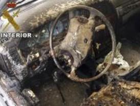 Detenido por quemar el coche de un compañero de trabajo