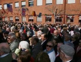 El remodelado centro de mayores Rafael Muñoz de Leganés reabre sus puertas