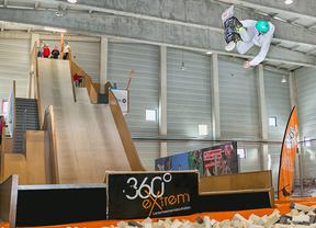 El 360° Extrem, nuevo centro de freestyle en pista cubierta